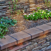 Градински бордюри: форми, материали, монтаж и технологии