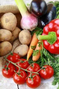 Въглехидрати в зеленчуците