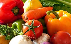 Енергийна стойност на зеленчуците