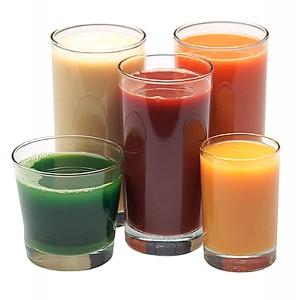 Сок от зеленчуци